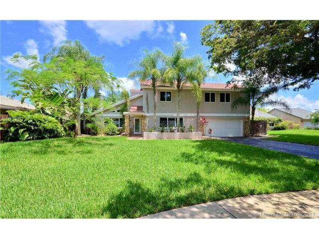 3511 Bark Way, Cooper City, FL 33026 (MLS #A10325177) :: Green Realty Properties