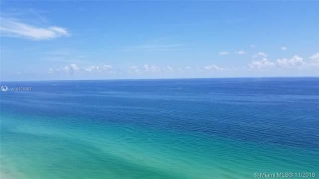 18555 Collins Ave #2305, Sunny Isles Beach, FL 33160 (#A10326297) :: Posh Properties