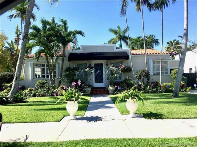 714 NE 73rd St, Miami, FL 33138 (MLS #A10344549) :: The Teri Arbogast Team at Keller Williams Partners SW