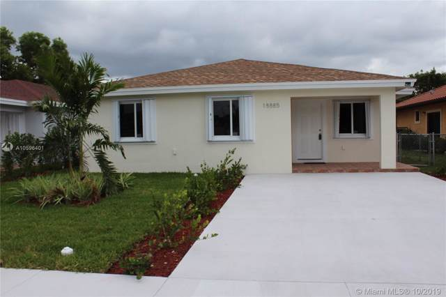 18885 NW 35 Ave  New, Miami Gardens, FL 33056 (MLS #A10596401) :: Berkshire Hathaway HomeServices EWM Realty