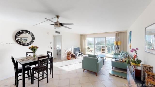 200 178th Dr #708, Sunny Isles Beach, FL 33160 (MLS #A10625464) :: Prestige Realty Group