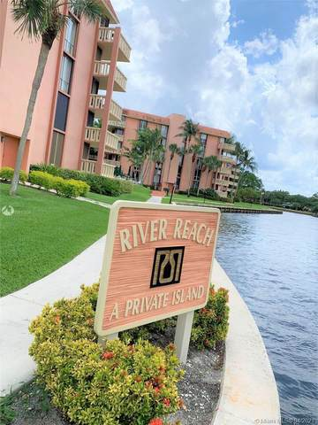 1350 River Reach Drive #311, Fort Lauderdale, FL 33315 (MLS #A10917835) :: The Rose Harris Group