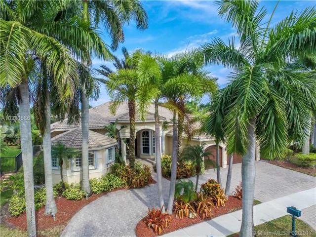 2529 Montclaire Cir, Weston, FL 33327 (MLS #A10230586) :: The Teri Arbogast Team at Keller Williams Partners SW