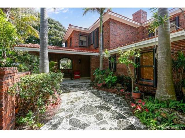 443 Ocean Blvd, Golden Beach, FL 33160 (MLS #A10282313) :: Green Realty Properties