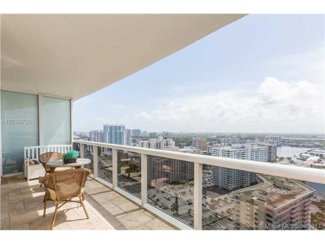 1800 S Ocean Dr #2509, Hallandale, FL 33009 (MLS #A10298705) :: RE/MAX Presidential Real Estate Group
