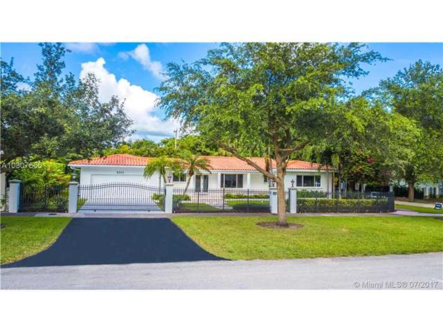6511 Riviera Dr, Coral Gables, FL 33146 (MLS #A10307665) :: The Riley Smith Group