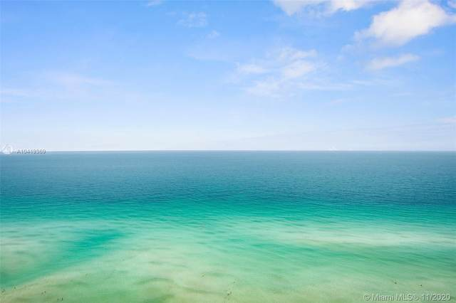 17001 Collins Ave #4207, Sunny Isles Beach, FL 33160 (MLS #A10419369) :: Berkshire Hathaway HomeServices EWM Realty