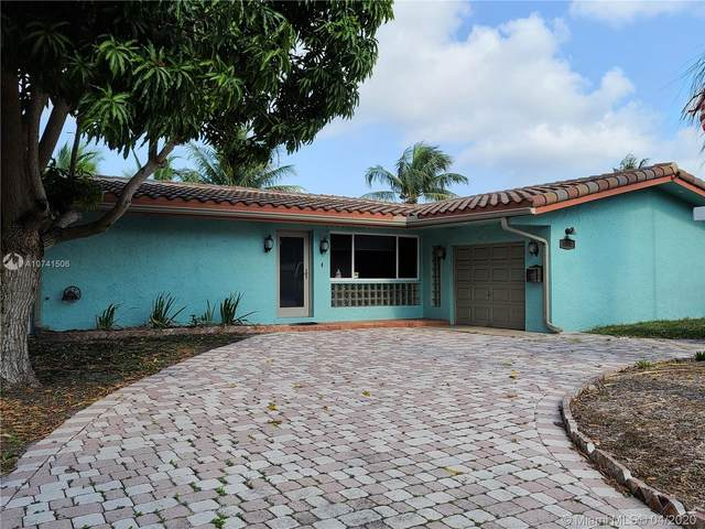 5901 NE 15 Avenue, Fort Lauderdale, FL 33334 (MLS #A10741506) :: The Riley Smith Group