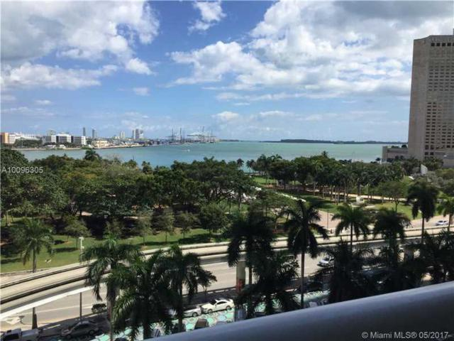 50 Biscayne Blvd #803, Miami, FL 33132 (MLS #A10096305) :: The Teri Arbogast Team at Keller Williams Partners SW