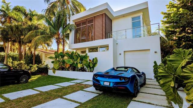 288 Ocean Blvd, Golden Beach, FL 33160 (MLS #A10948040) :: Berkshire Hathaway HomeServices EWM Realty
