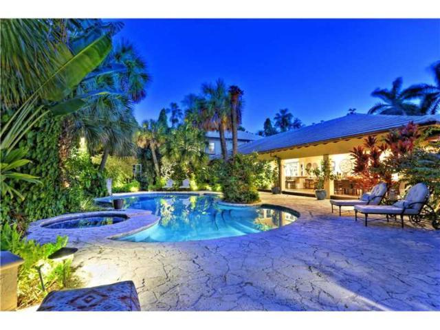 301 Los Pinos Pl, Coral Gables, FL 33143 (MLS #A10145379) :: The Riley Smith Group