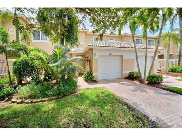 2204 NW 171st Ter ., Pembroke Pines, FL 33028 (MLS #A10328887) :: Green Realty Properties