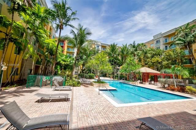 6001 SW 70th St #153, South Miami, FL 33143 (MLS #A10889248) :: Re/Max PowerPro Realty