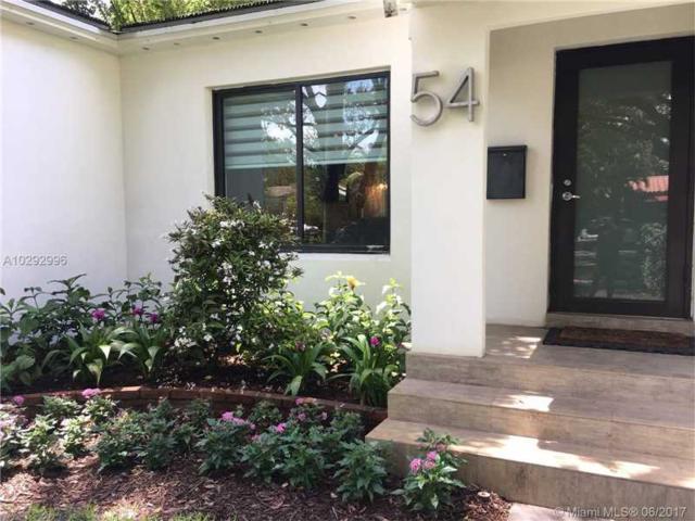 54 NE 100th St, Miami Shores, FL 33138 (MLS #A10292996) :: Green Realty Properties