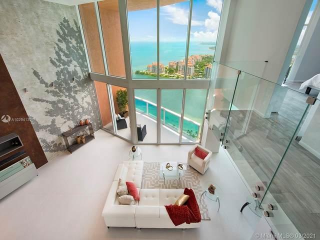 300 S Pointe Dr Lp4004, Miami Beach, FL 33139 (#A10294130) :: Posh Properties