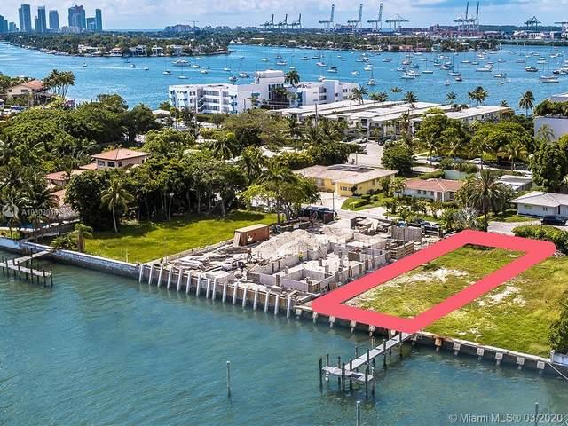 1045 N Venetian Drive, Miami Beach, FL 33139 (MLS #A10303016) :: Ray De Leon with One Sotheby's International Realty