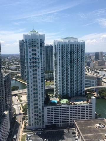 31 SE 5th St #2810, Miami, FL 33131 (MLS #A10071462) :: The Howland Group