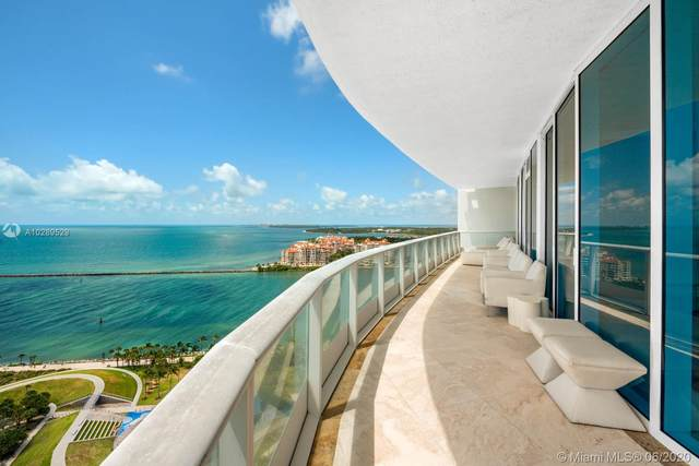 100 S Pointe Dr #2505, Miami Beach, FL 33139 (MLS #A10289529) :: Berkshire Hathaway HomeServices EWM Realty