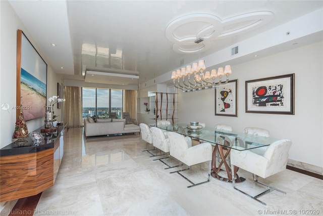 9705 Collins Ave 1403N, Bal Harbour, FL 33154 (MLS #A10582201) :: Berkshire Hathaway HomeServices EWM Realty
