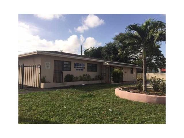 300 NW 183rd St, Miami Gardens, FL 33169 (MLS #A10216871) :: Green Realty Properties
