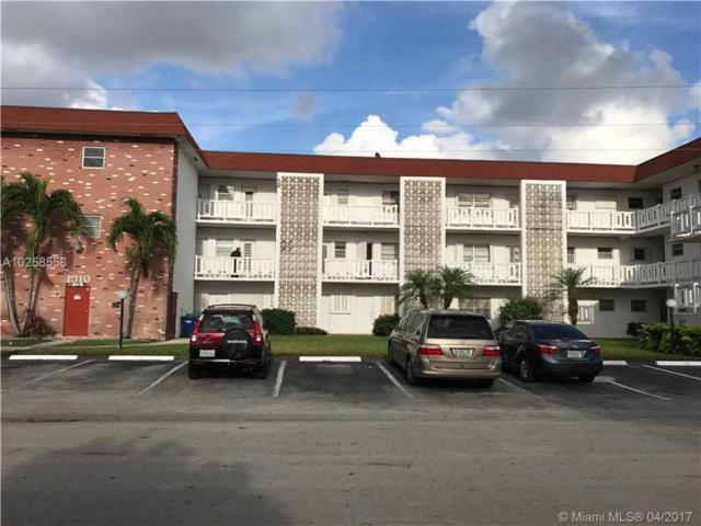 1310 NW 43rd Ave #207, Lauderhill, FL 33313 (MLS #A10258558) :: The Teri Arbogast Team at Keller Williams Partners SW