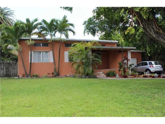 540 Quail Ave, Miami Springs, FL 33166 (MLS #A10281812) :: Green Realty Properties