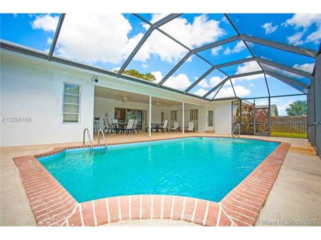7360 SW 6 ST, Plantation, FL 33317 (MLS #A10296188) :: Green Realty Properties