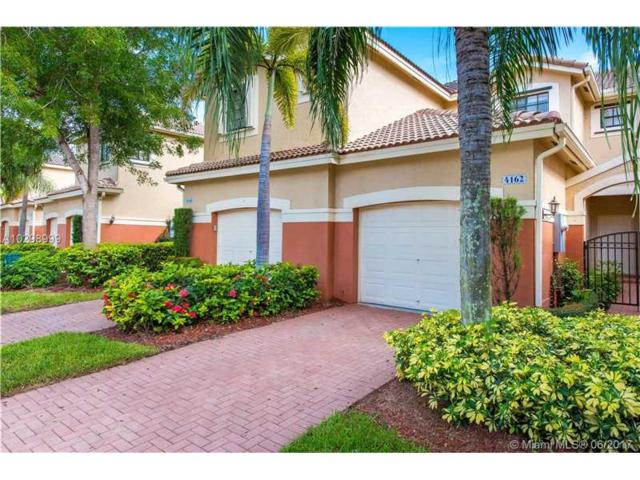 4162 Forest Dr #4162, Weston, FL 33332 (MLS #A10298999) :: Green Realty Properties