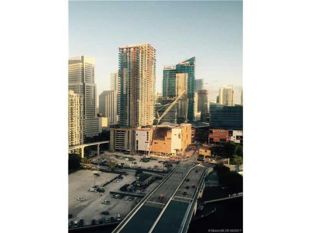 350 S Miami Ave #1704, Miami, FL 33130 (MLS #A10299013) :: The Teri Arbogast Team at Keller Williams Partners SW