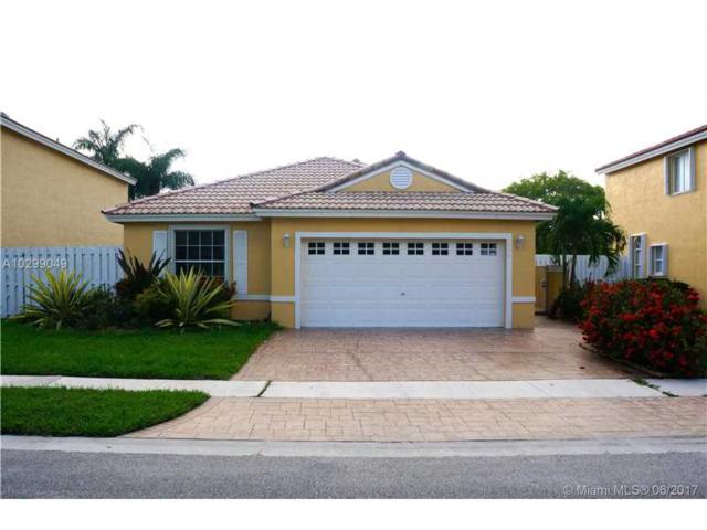 1356 NW 192nd Ave, Pembroke Pines, FL 33029 (MLS #A10299049) :: RE/MAX Presidential Real Estate Group