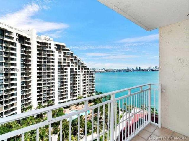 770 Claughton Island Dr #507, Miami, FL 33131 (MLS #A10299416) :: Green Realty Properties