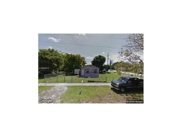 5805 NW 30th Ave, Miami, FL 33142 (MLS #A10299673) :: RE/MAX Presidential Real Estate Group