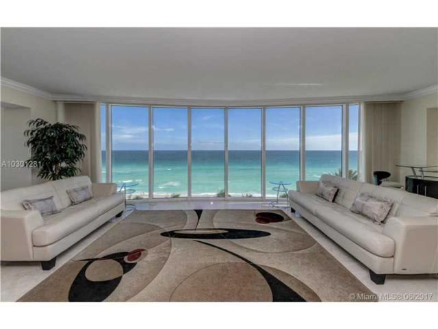 18911 Collins Ave #801, Sunny Isles Beach, FL 33160 (MLS #A10301281) :: The Riley Smith Group