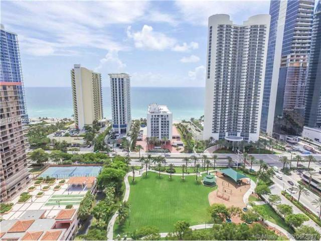 17275 Collins Ave #802, Sunny Isles Beach, FL 33160 (MLS #A10301520) :: The Riley Smith Group
