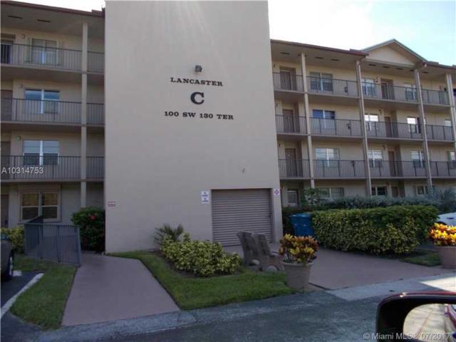 100 SW 130th Ter 115C, Pembroke Pines, FL 33027 (MLS #A10314753) :: Green Realty Properties