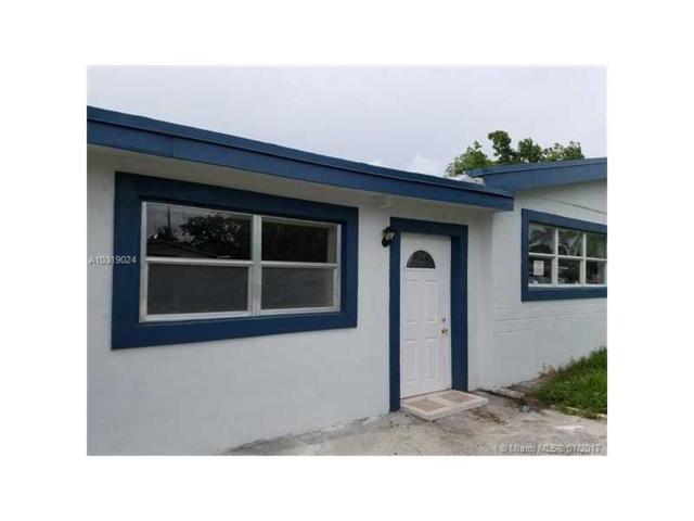 6329 SW 22nd Ct, Miramar, FL 33023 (MLS #A10319024) :: Green Realty Properties