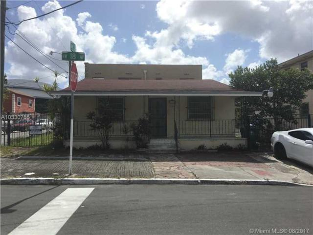 237 NW 18th Ave, Miami, FL 33125 (MLS #A10330755) :: The Riley Smith Group
