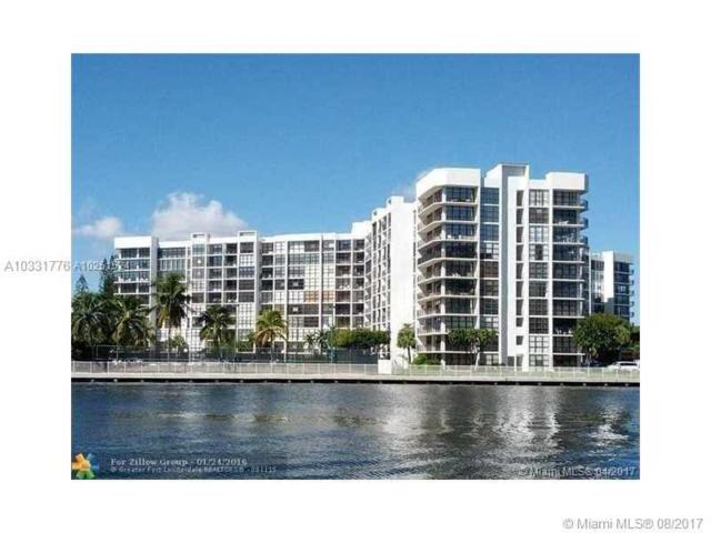 1000 Parkview Dr #702, Hallandale, FL 33009 (MLS #A10331776) :: The Chenore Real Estate Group