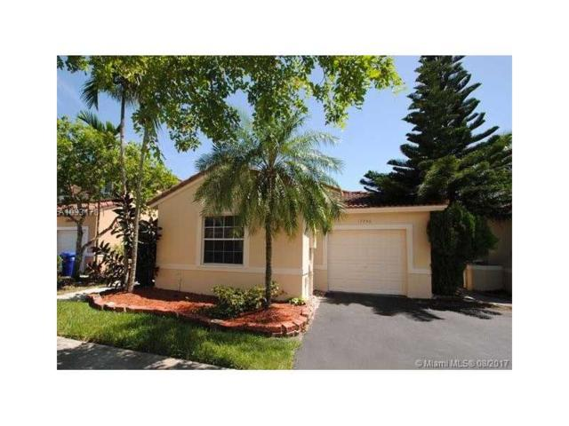 17266 NW 8th St, Pembroke Pines, FL 33029 (MLS #A10331781) :: The Chenore Real Estate Group