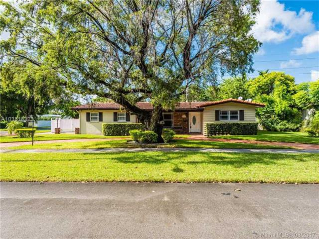 1191 Quail Ave, Miami Springs, FL 33166 (MLS #A10331832) :: Green Realty Properties