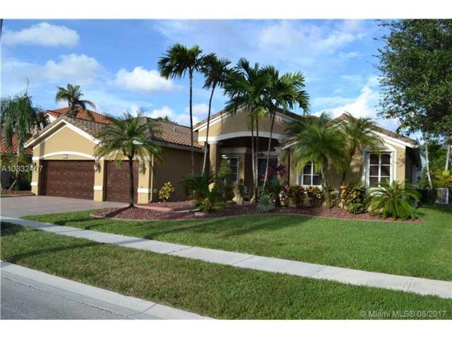3731 SW 144th Ave, Miramar, FL 33027 (MLS #A10332457) :: Green Realty Properties