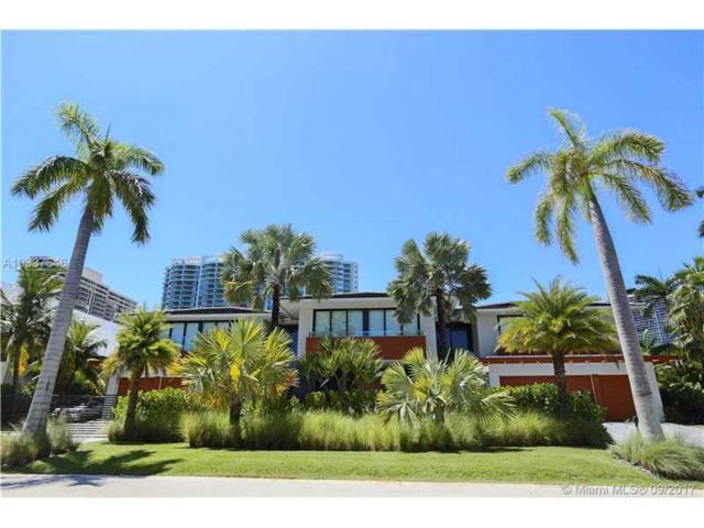 385 Center IS Dr., Golden Beach, FL 33160 (MLS #A10337546) :: Green Realty Properties
