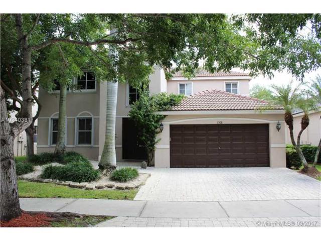 1308 Chenille Cir, Weston, FL 33327 (MLS #A10340331) :: Stanley Rosen Group