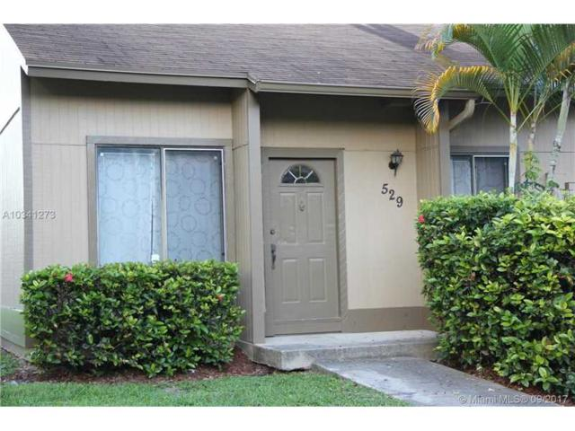 529 NE 210th Ter #529, Miami, FL 33179 (MLS #A10341273) :: Green Realty Properties