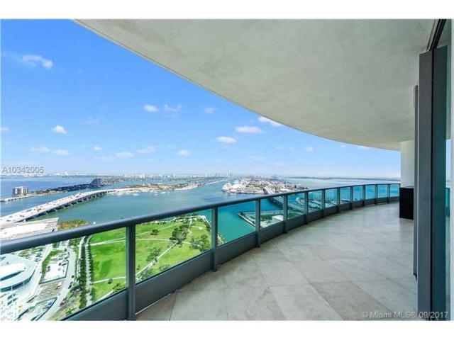 900 Biscayne Blvd #4106, Miami, FL 33132 (MLS #A10342005) :: Stanley Rosen Group