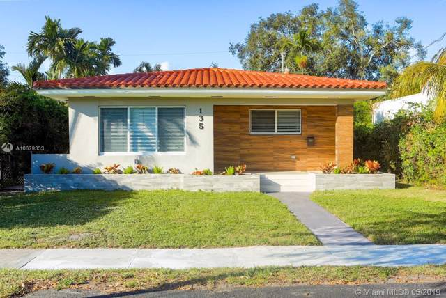 135 NE 98th St, Miami Shores, FL 33138 (MLS #A10679333) :: Berkshire Hathaway HomeServices EWM Realty