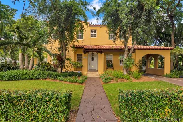 1300 Granada Blvd, Coral Gables, FL 33134 (MLS #A10735965) :: Laurie Finkelstein Reader Team