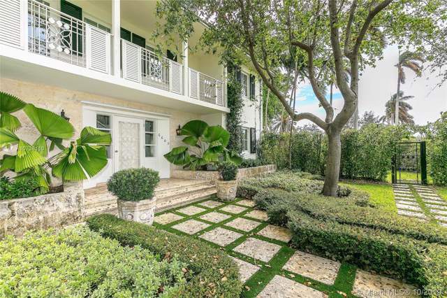 6605 Pinetree Ln, Miami Beach, FL 33141 (MLS #A10738110) :: The Erice Group