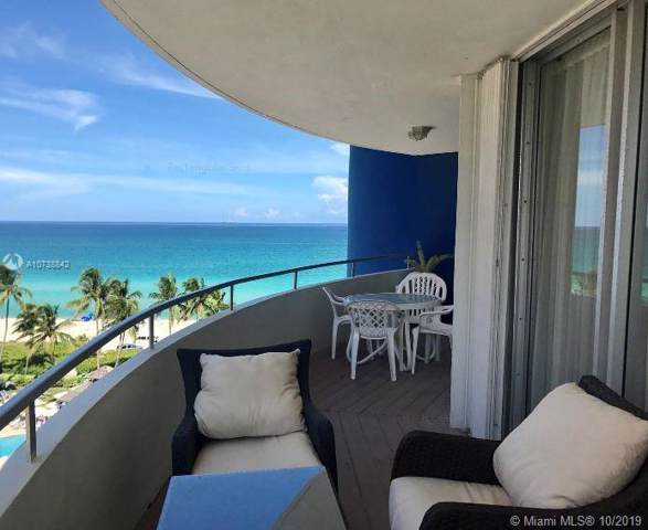 5161 Collins Ave #1012, Miami Beach, FL 33140 (MLS #A10738842) :: Green Realty Properties