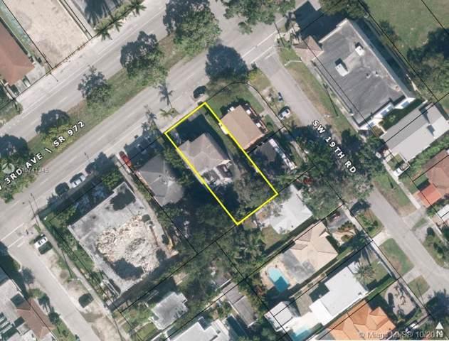 1913 SW 3rd Ave, Miami, FL 33129 (MLS #A10741345) :: Grove Properties